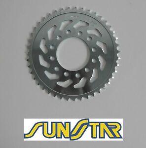 Sunstar Corona Acciaio Denti 43 Passo 520 Kawasaki Z 800 Abs 2013 2014 2015