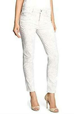 NWT NYDJ Not Your Daughters Jeans MULTI PASTEL ANKLE Floral $120 Petite Pants