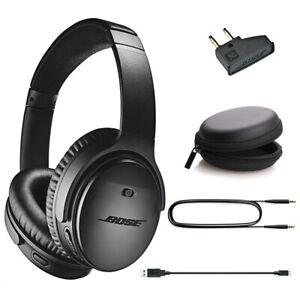 Bose QuietComfort 35 II Wireless Noise-Canceling Headphones QC35 II Headsets