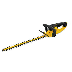 Dewalt-20v-Max-Li-Ion-22-In-Hedge-Trimmer-Tool-Only-DCHT820B-New