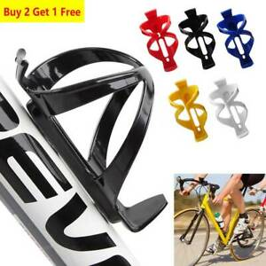 1x Plastic Bracket Bicycle Cycling Water Bottle Drinks Holder Cage Bike Outdoor