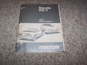 image is loading 1990-mazda-rx-7-rx7-factory-original-electrical-
