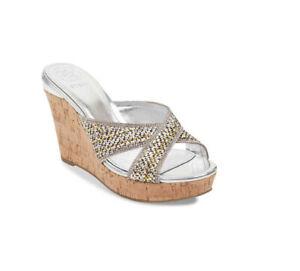 GUESS Eleonora Platform Wedge Sandal