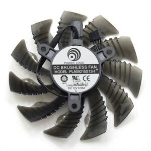 Logica-de-alimentacion-PLA09215S12H-87MM-4Pin-Enfriador-Ventilador-reemplazar-para-Gigabyte-GTX