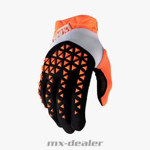 2020 100/% de pourcentage Airmatic Gants Orange MTB DH MX FR Motocross Enduro Quad