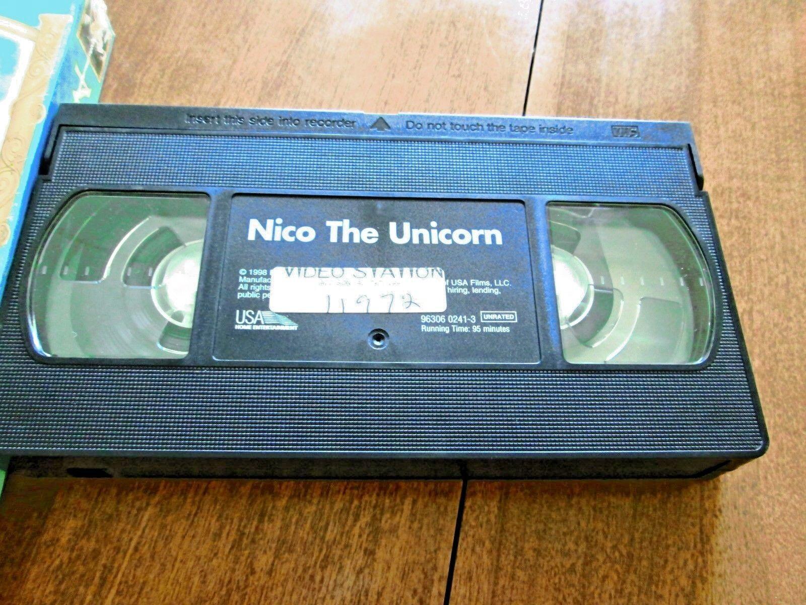nico the unicorn 1998 full movie