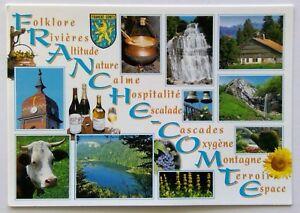 Franche-Comte Postcard (P282)