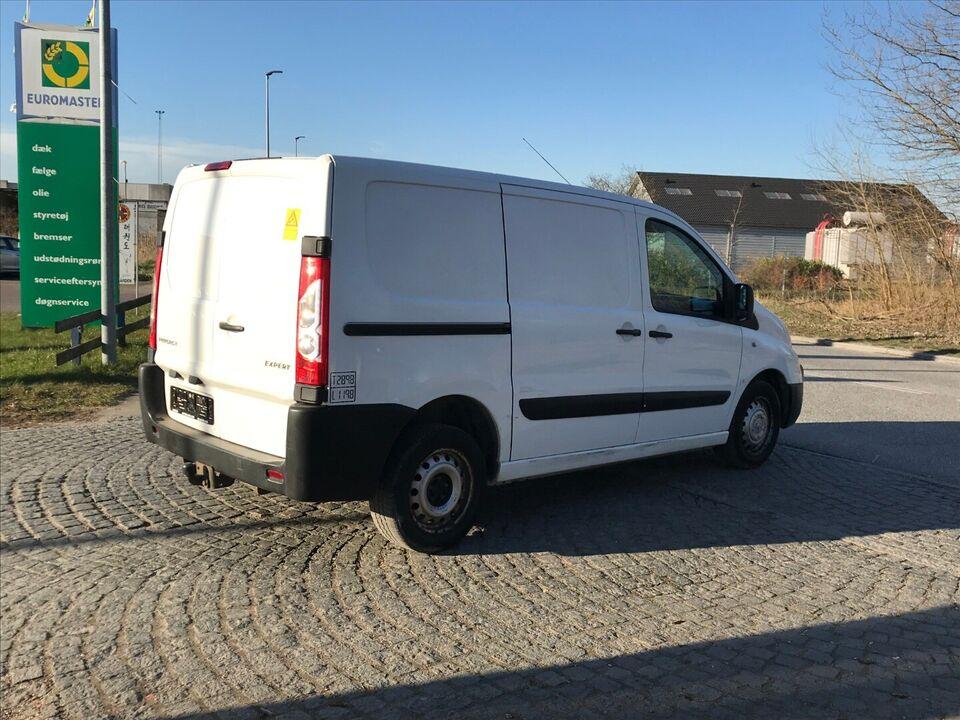 Peugeot Expert 2,0 HDi 128 L1H1 Diesel modelår 2012 Hvid km