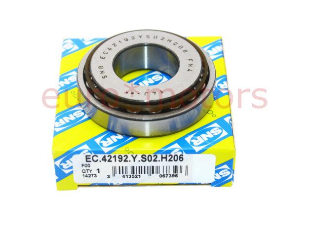 Schaltgetriebe SNR EC 42224 S01 H206 Lager