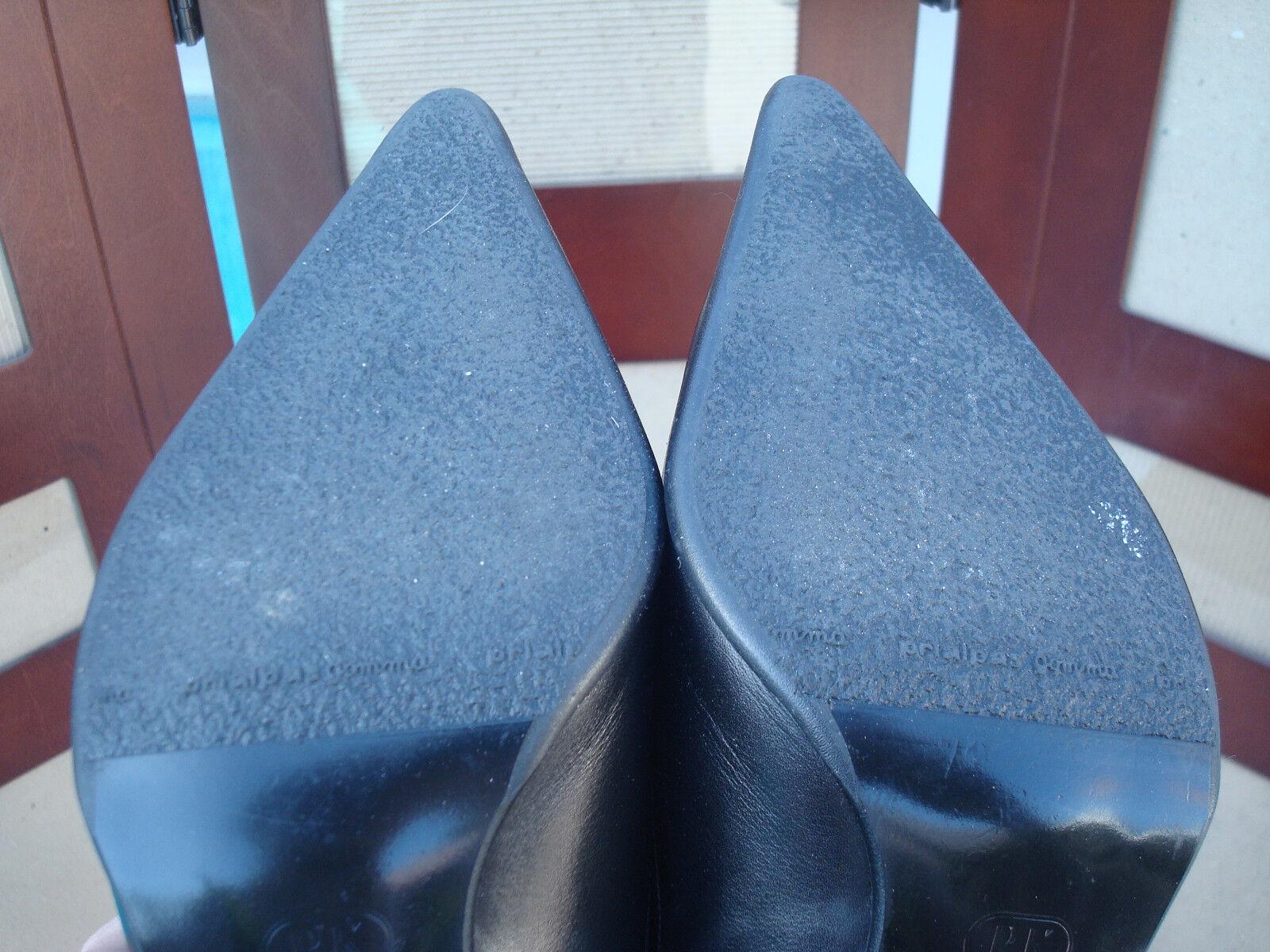 PK Peter Kaizer High Quality Strechy Genuine Leder Damens Stiefel 61/2 Germany