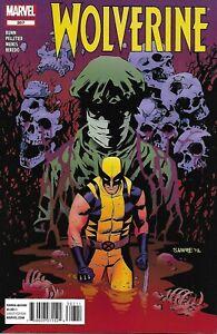 Wolverine-Comic-Issue-307-Modern-Age-First-Print-2012-Bunn-Pelletier-Meikis