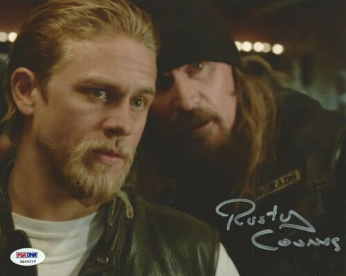 Rusty Coones Signed 8x10 Photo PSA/DNA COA Picture Autograph Sons of Anarchy SOA