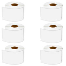 6 Roll Address Shipping Labels For Dymo 30256 Labelwriter 400 450 4xl 23x4