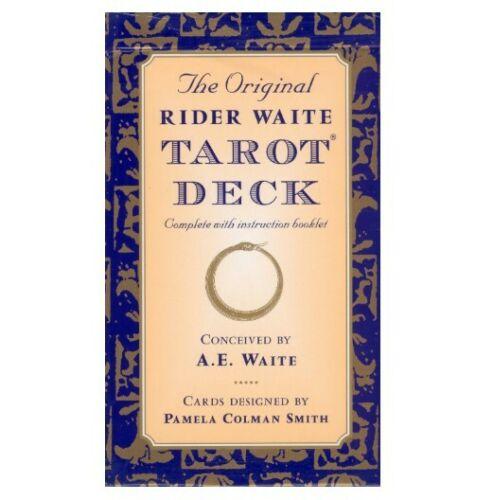 The Original Rider Waite Tarot Deck Neuf en anglais 78 cartes