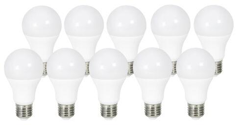 10er-Set Bioledex VEO LED Lampe E27 6W 470Lm Kaltweiss 5000K = 40W Glühlampe