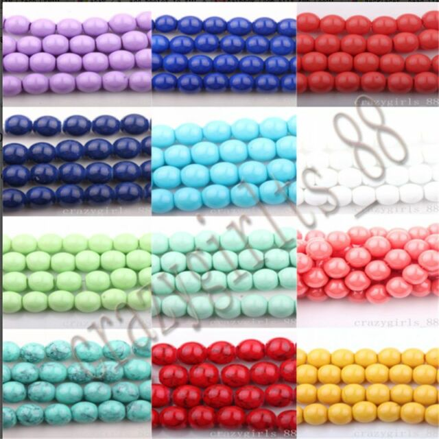 20/50/100Pcs Beautiful Czech Crystal Glass Round Craft Spacer Beads 4/6/8/10mm