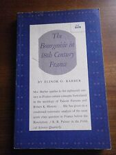 The Bourgeoisie in 18th Century France, by Elinor Barber (Princeton, 1973)