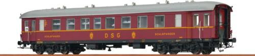 ++ NEU /& OVP AC III BRAWA 46186 H0 Eilzugwagen DSG
