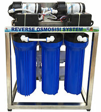 Ozean Commercial RO Plant 25 LPH Water Purifier