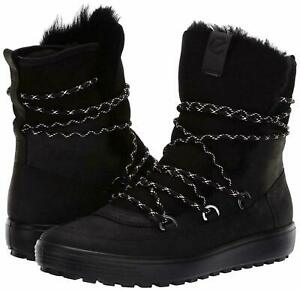 ECCO Soft 7 Tred Mid Leather Boot Women