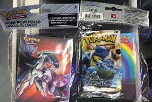 Pokemon-Sun-amp-Moon-Cosmic-Eclipse-Mini-Portfolio-amp-Booster-Pack