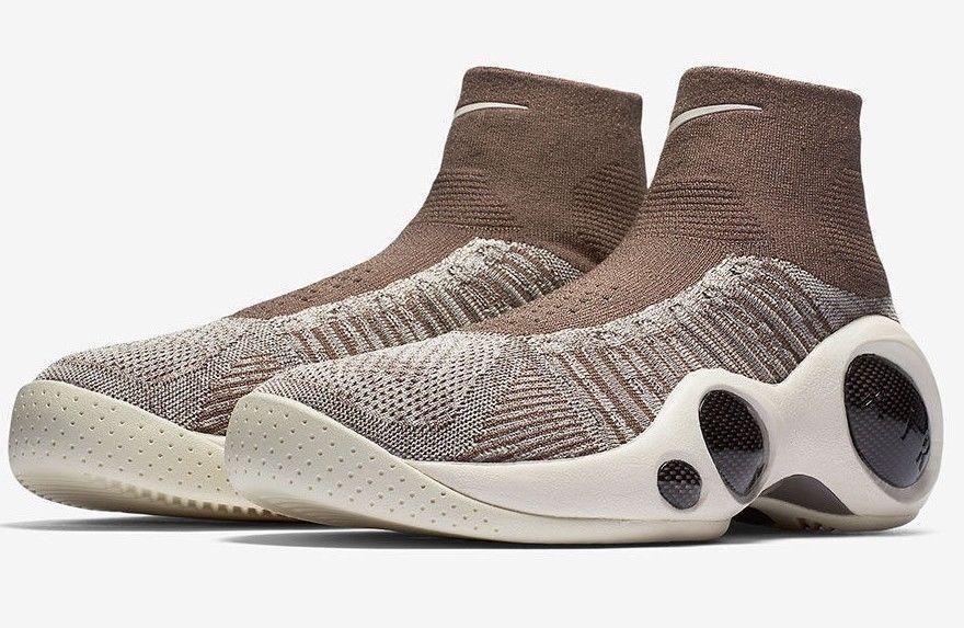 81f900cbb7d9 New Nike Nike Nike Flight Bonafide Men s Shoes Dark Mushroom Pale Grey-Sail  917742 201 5d4e7b