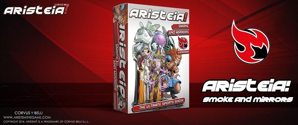 Aristeia  Watch Me Corvus Belli Game Infinity Sports Game Miniatures