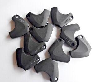 10-X-Plastic-Heads-Key-Bows-For-Abloy-Protec-Protec2-Keys