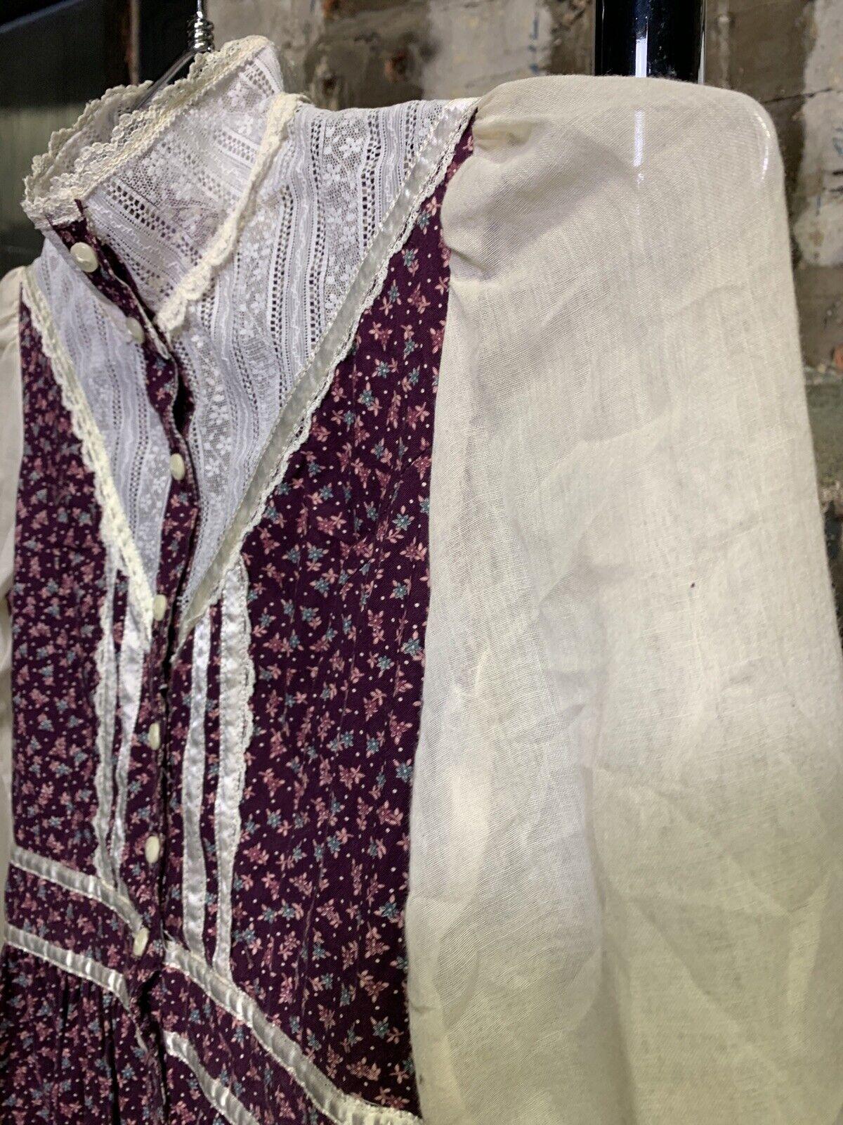 gunne sax 1970s women's vintage dress - image 5
