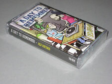 A Day To Remember - Old Record CASSETTE - Light Blue Tape - SEALED - NEW COPY