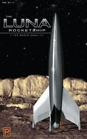 Pegasus 1950's Luna Rocketship Model Kit 1/144