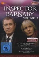 4 DVDs  * INSPECTOR BARNABY - VOLUME 13  # NEU OVP &