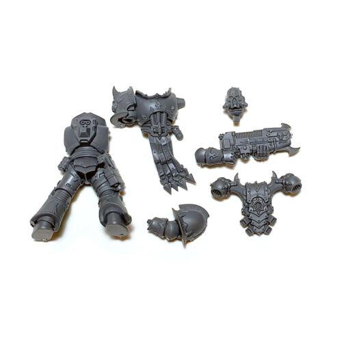 Chaos Space Marines Daemonkin ARMED WITH PLASMA GUN Shadowspear 40K