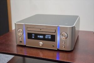 marantz-CD-Receiver-Bluetooth-Airplay-Wide-FM-Hi-Res-Silver-Gold-M-CR611