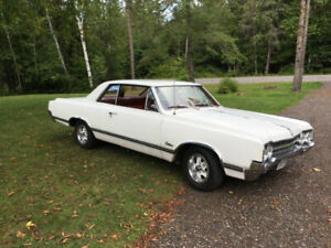 1965 Olds Cutlass F85 Original Asking 15k
