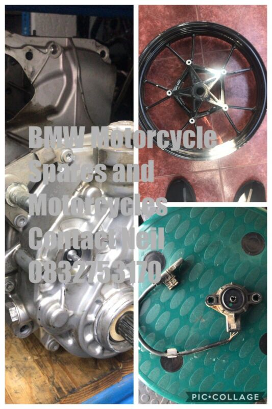 BMW MOTORCYCLE SPARES!!!