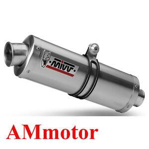 Mivv-Yamaha-Fz1-Fz1-Fazer-2013-13-Pot-D-039-Echappement-Moto-Oval-Inox