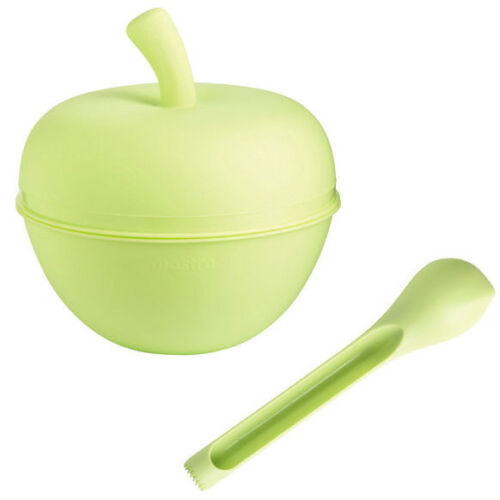 Corer in Green F71208 Mastrad of Paris Premium Silicone 2 x Apple Cookers