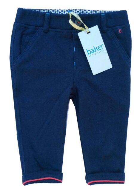 c996b6045 Ted Baker Baby Boy Chino Trousers Blue Chinos DESIGNER Newborn Gift ...