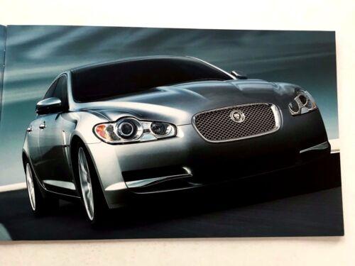 2011 Jaguar XF XFR and Supercharged 16-page Original Car Sales Brochure Catalog