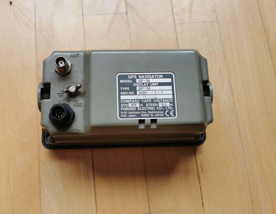 Furuno GP-36 Marine Navigator  Main unit only!...
