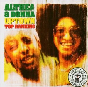 Althea-amp-Donna-Uptown-Top-Ranking-New-CD-UK-Import