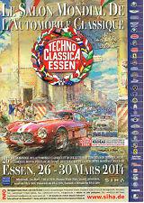 PUBLICITE ADVERTISING 014   2013   SALON DE L'AUTOMOBILE à ESSEN  26-30.03.2014