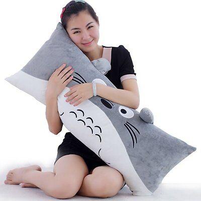 My Neighbor Totoro Doll Cushion Cartoon Toys Totoro Plush Toy Stuffed Pillow New