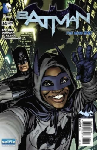 Batman #34 Selfie Variant New 52 DC Comic 1st Print 2014 unread NM