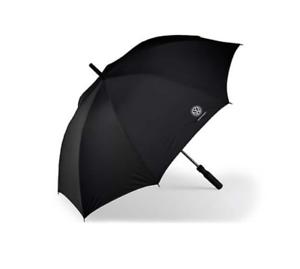 Originales de VW volkswagen logotipo paraguas bastón paraguas paraguas negro 000087602e