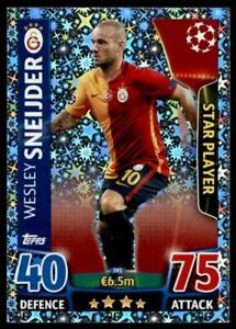 Match Attax Liga de Campeones 15//16 Emre Çolak Galatasaray SK Nº 389