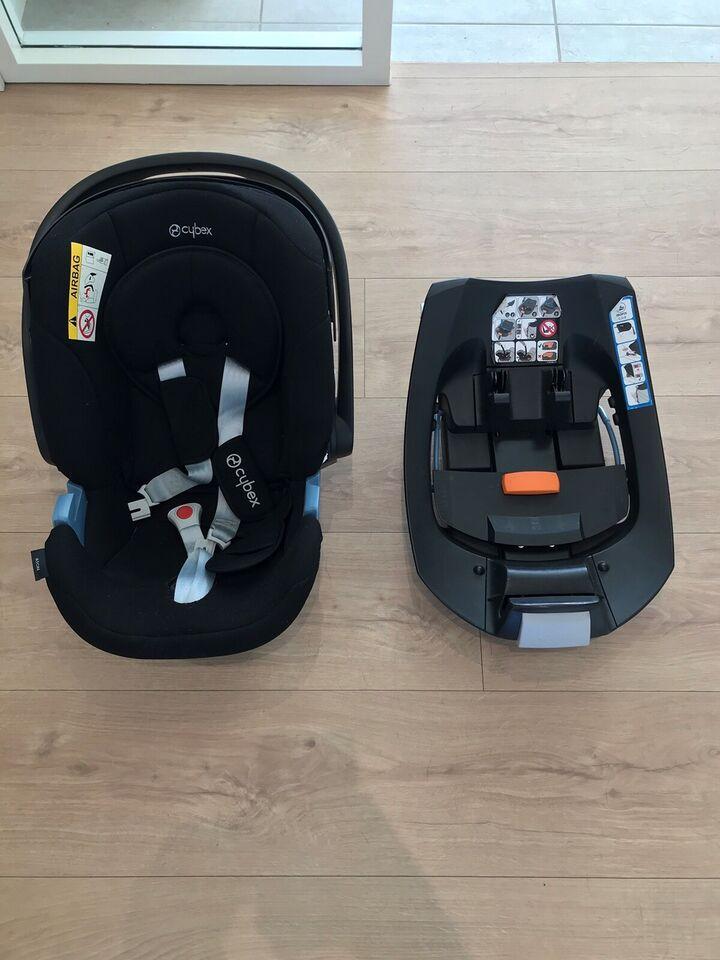 Tilbehør til autostol, Cybex autostol 0-9 kg med iso fix