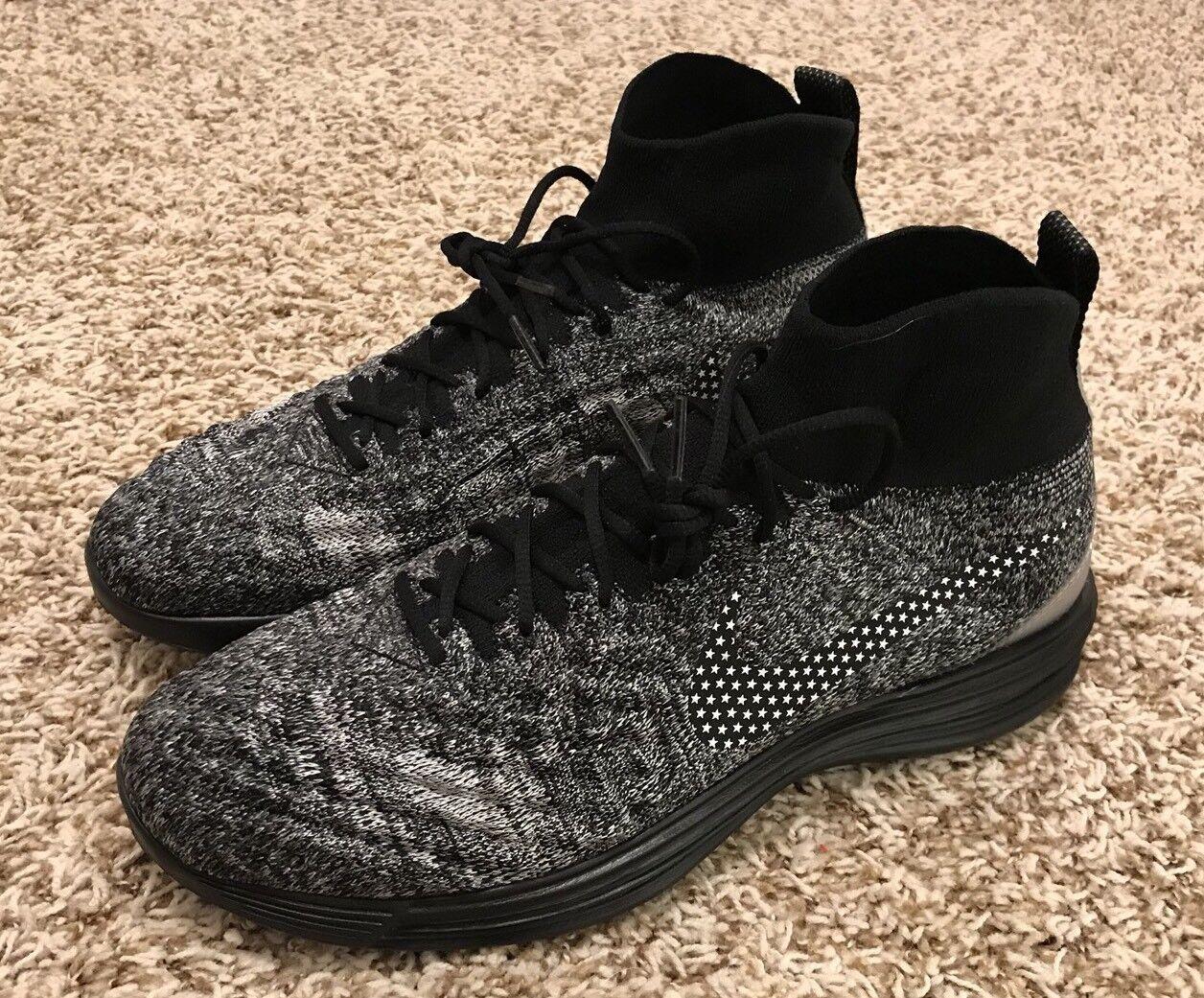 New Nike Lunar Magista II Flyknit FC Men's Size 11 - Athletic Sneakers (876385)