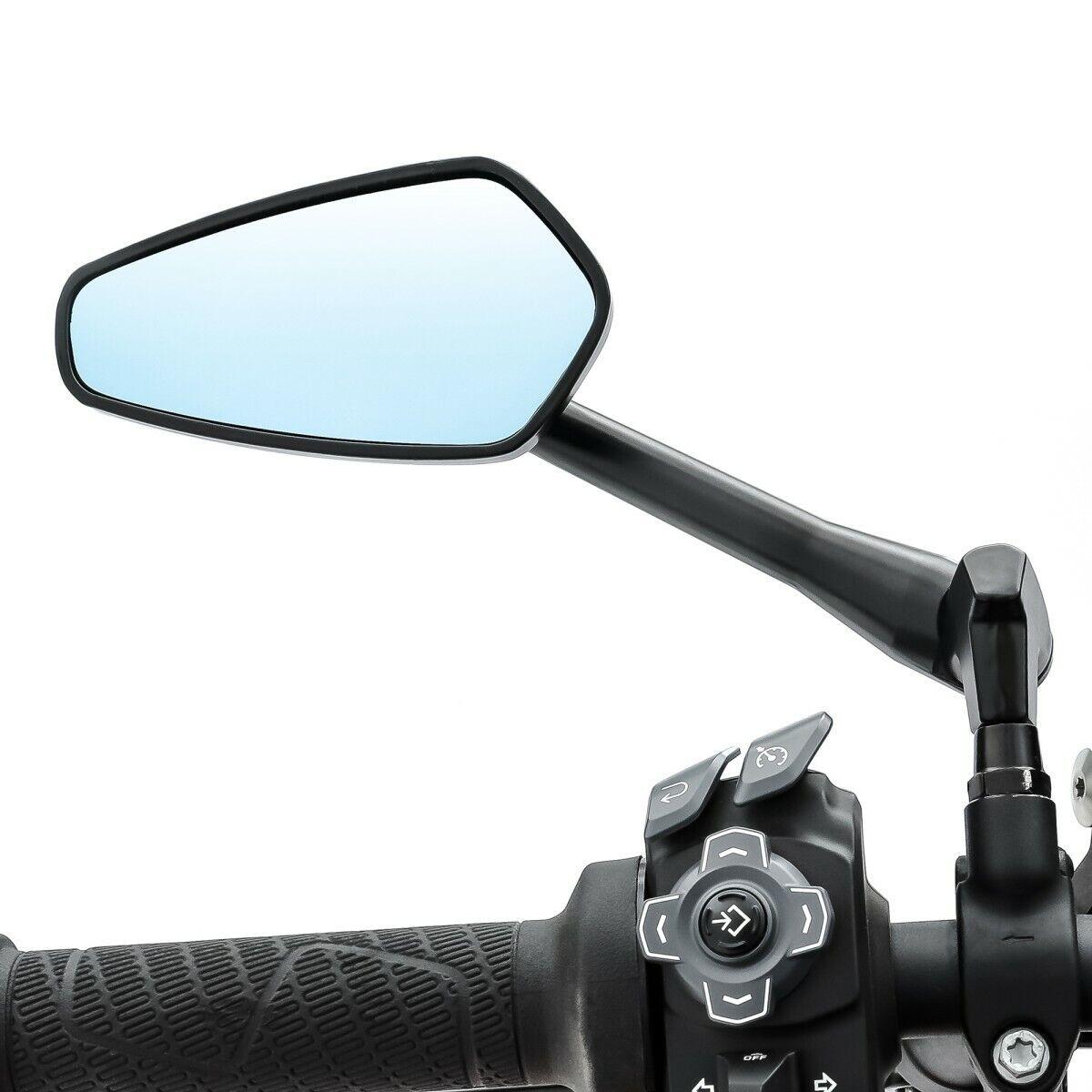 SP black Rear View Mirror XR1 for Ducati Hypermotard 939//950